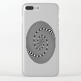 You Drive Me Crazy Clear iPhone Case