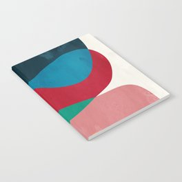 positive colors 8 Notebook
