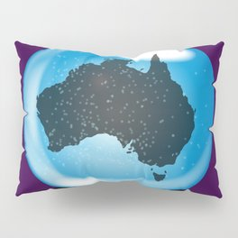 Australia Crystal Ball Pillow Sham