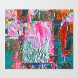 Scraps Canvas Print