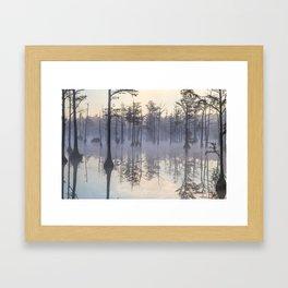 Adams Mill Pond 16 Framed Art Print