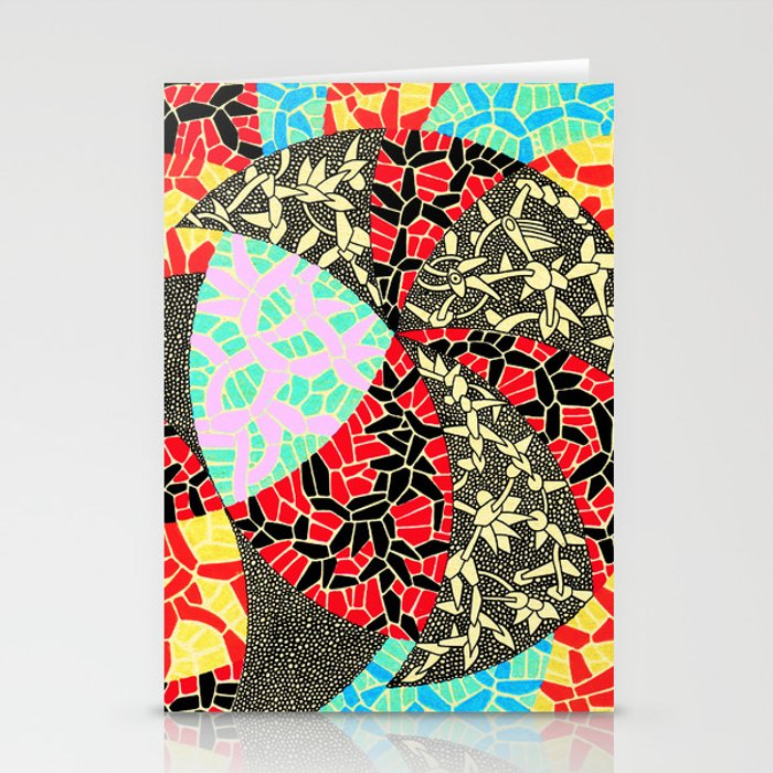 - cosmobop - Stationery Cards