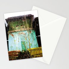 Nature finds the way inside... and outside... Stationery Cards