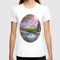 river song T-shirts featuring Moon River by Susie Hawkins