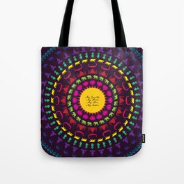 My India.  Tote Bag