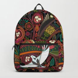 tree of life black Backpack