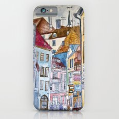 Sketchy City iPhone 6s Slim Case