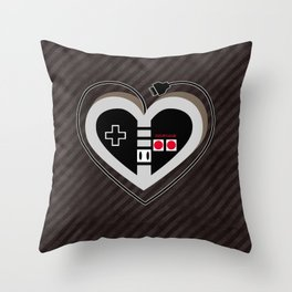 A Classic Love V.1 Throw Pillow