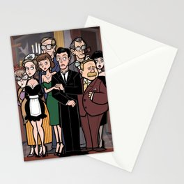 It's a Clue! Stationery Cards