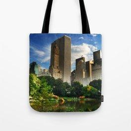 Central Park Fantasy Land Tote Bag
