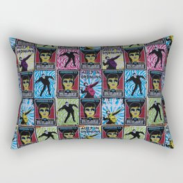 plakat  Rectangular Pillow