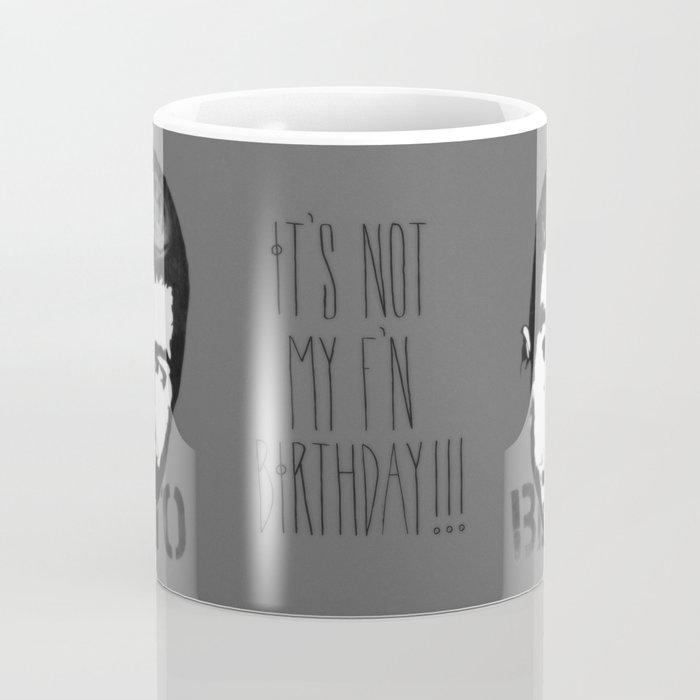 Berto Dreams of Berto Coffee Mug