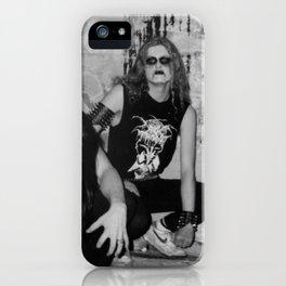 Helvete - Ted, Ivar, Euronymous, Occultus. iPhone Case