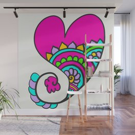 Teen Fling Wall Mural