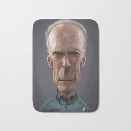 Clint Eastwood Bath Mat