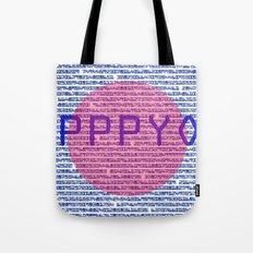 3D π Tote Bag