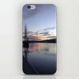 New Ross Ship iPhone Skin