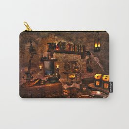 Black Magicians Room Carry-All Pouch