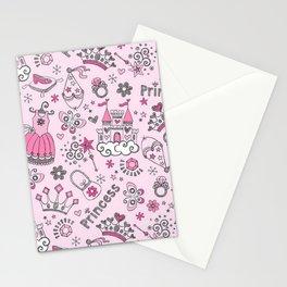 Princess Mania Stationery Cards