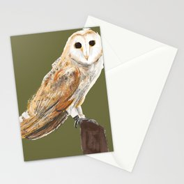Animals endangered by HS2 (#stophs2) Stationery Cards