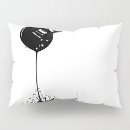 Bubbling Musical Notes Pillow Sham