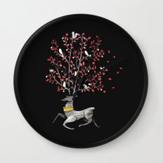 Forest King Wall Clock
