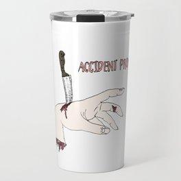 Accident Prone Travel Mug