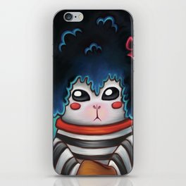 Hamstercitos iPhone Skin