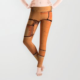 Rought Brickwork Leggings