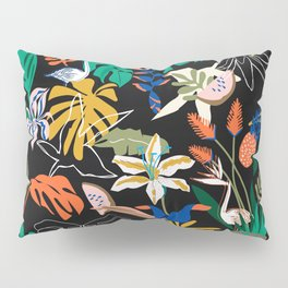 PARADISIACAL NIGHTLIFE Pillow Sham