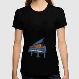 Piano Keys Art Gift - Piano Keyboard Keys T-shirt