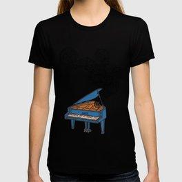 Piano Keys Art Gift - Piano Keyboard Keys T-shirt