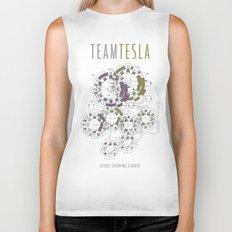 Team Tesla Biker Tank