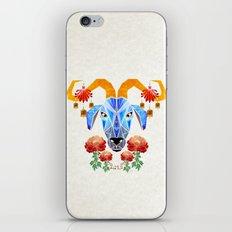 chinese goat iPhone & iPod Skin