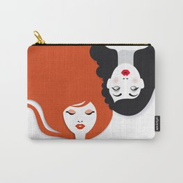 Beauty comes in all colors Carry-All Pouch