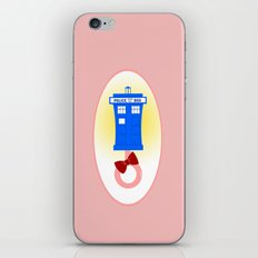 Whos That Girl iPhone & iPod Skin