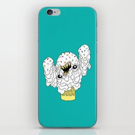 The Ice Cream Man iPhone Skin