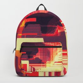 Solar Canyons Backpack