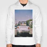 jeep Hoodies featuring Jeep by Warren Silveira + Stay Rustic