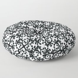 Joshua Tree Patterns by CREYES Floor Pillow