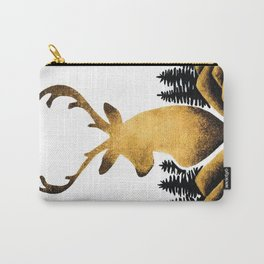 King of the Forest Carry-All Pouch