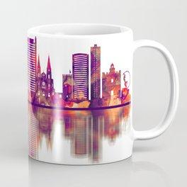 Fortaleza Brazil Skyline Coffee Mug