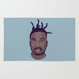 Dead Hip Hop Icon Series: Russell Tyrone Jones Rug