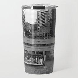 Circular Quay, Sydney Harbour Travel Mug