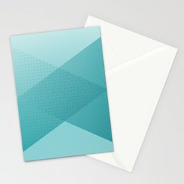 COOL HALFTONE Stationery Cards