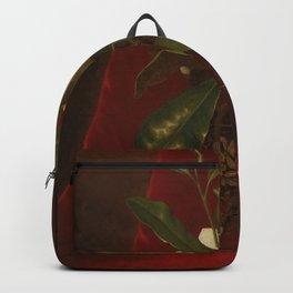 Martin Johnson Heade - Magnolias Backpack