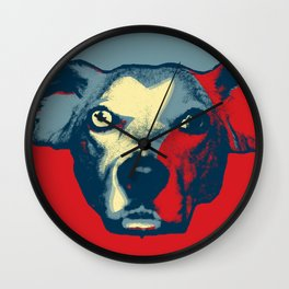 THE BUDDIE x BARACK OBAMA Wall Clock