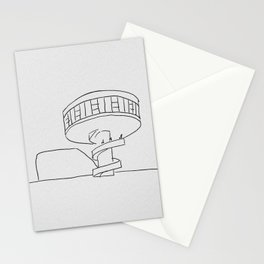 Rereading Oscar Stationery Cards