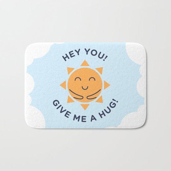Summer, How Cute Are You! Bath Mat