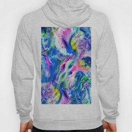 Bathbomb, fluid art, psychedelic art, trippy, psytrance, lsd, acid Hoody